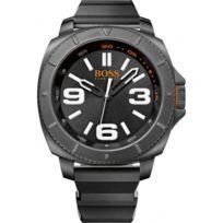 Hugo Boss Orange - Montre Boss Orange Sao Polo 1513106 - Montre Multifonctions Noire Homme