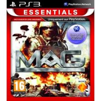 Sony - Mag : Massive Action Game - Ps3 Essentials