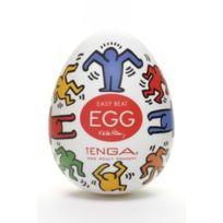 Leroy - Tenga Egg dance - Keith Haring
