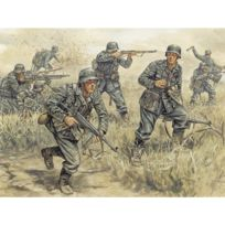 Italeri - Figurines 2ème Guerre Mondiale : Infanterie allemande