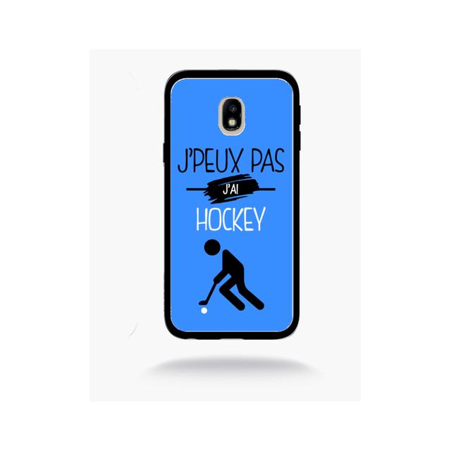 coque samsung j3 2017 hockey