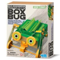4M - Kidz Labs - Kit de fabrication Green Science : Boîte Insectes