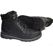 No Brand - Bottes montantes noir buisness casual modele Forestbasket, botte,  bottes, botte 3c97fcbc8cb6