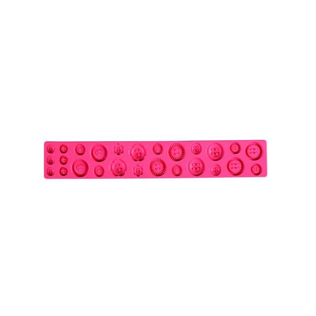 Pavoni Moule silicone pour décoration bouton