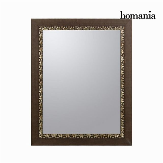 Homania miroir cadre bois mosa que by unbeaujouravecvous for Cadre miroir bois