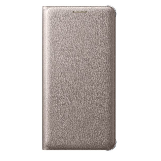 Samsung - Flip Wallet Galaxy A5 2016 - Or