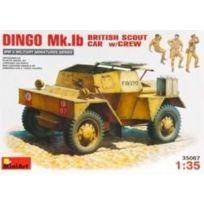 Miniart - 35067 1/35 British Scout Car Dingo Mk.1B JAPAN Import