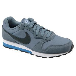 buy online 713ef 9daca Nike Md Runner 2 Gs 807316-405 Enfant Mixte Baskets Bleu,Bleu