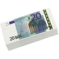 billets euro achat billets euro pas cher soldes rueducommerce. Black Bedroom Furniture Sets. Home Design Ideas
