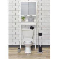 derouleur papier wc blanc achat derouleur papier wc blanc pas cher rue du commerce. Black Bedroom Furniture Sets. Home Design Ideas