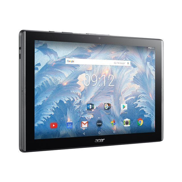 ACER Pack Iconia One 10,1'' + Carte micro SD 16Go - IPS HD - 16Go - Noir