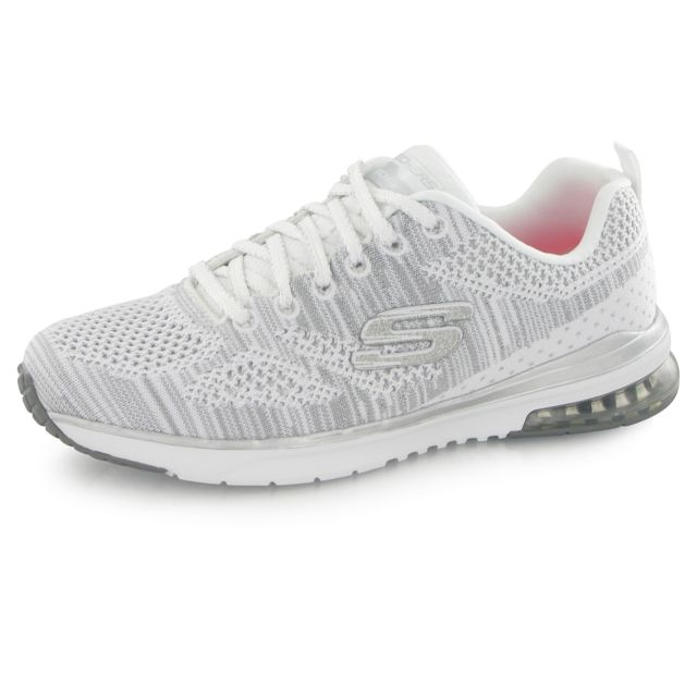 Skechers Skech air Infinity Stand Out W blanc, chaussures