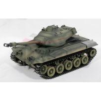 TORRO - Tank M41A3 RC 2.4Ghz 1/16e son et fumée