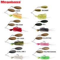 Megabass - Spinnerbait V Flat Power Bomb