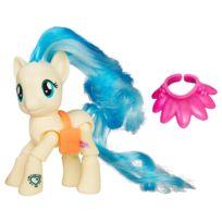 Hasbro - Figurine articulée magique My Little pony : Miss Pommel, Défilé de mode