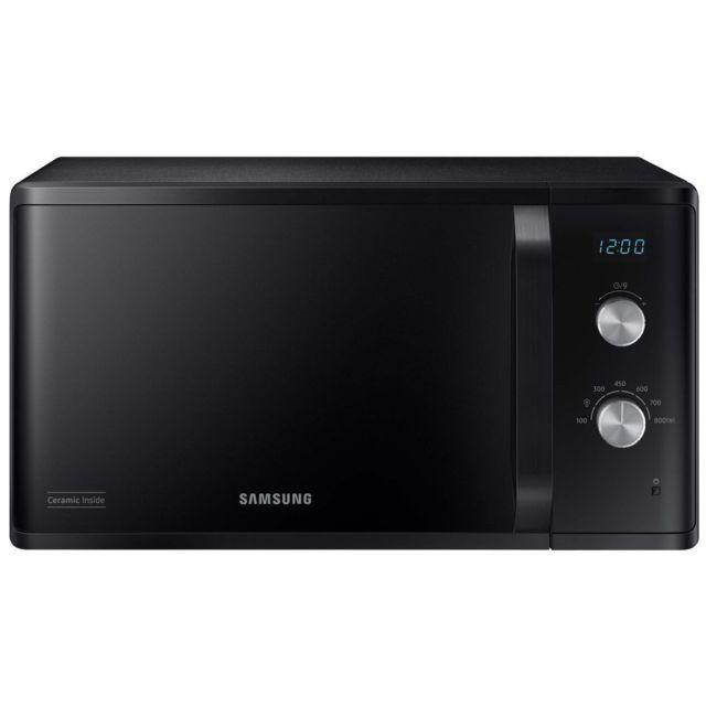 Samsung Micro-ondes Monofonction Ms 23 K 3614 Ak