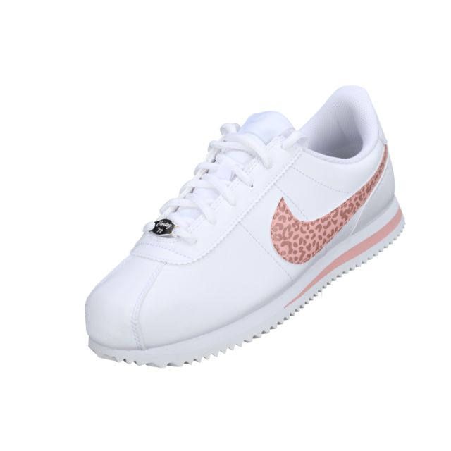 popular brand pretty nice new list Nike - Cortez Basic Sl Gs Ah7528 - 102 Blanc - pas cher ...