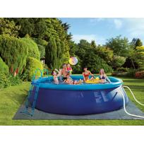 CARREFOUR - Kit piscine autoportante RIO - Dia 457 x H 122 cm - OD14886