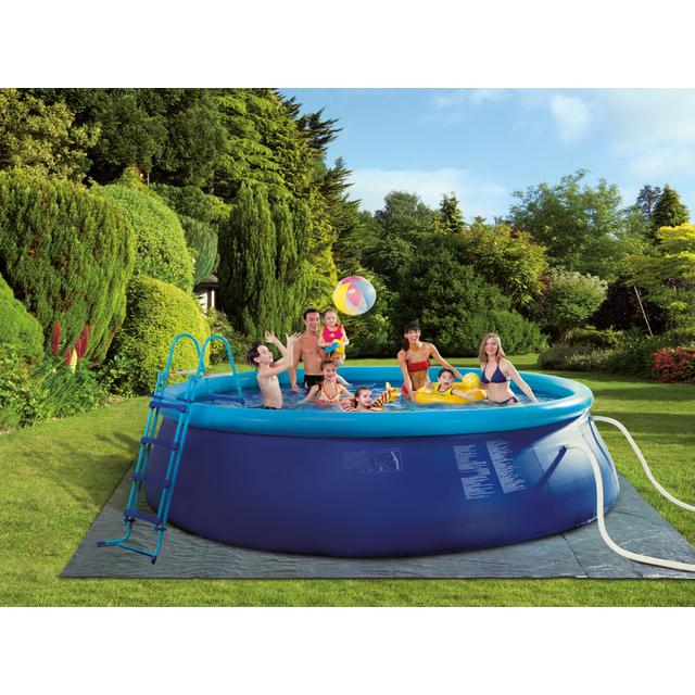 carrefour kit piscine autoportante rio dia 457 x h 122 cm pas cher achat vente piscines. Black Bedroom Furniture Sets. Home Design Ideas