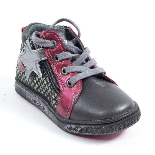 59bad040b4ce9 Babybotte - Boots à fermeture fille Adrenaline rose - pas cher Achat    Vente Boots