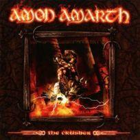 - Amon Amarth - The crusher Boitier cristal Réédition
