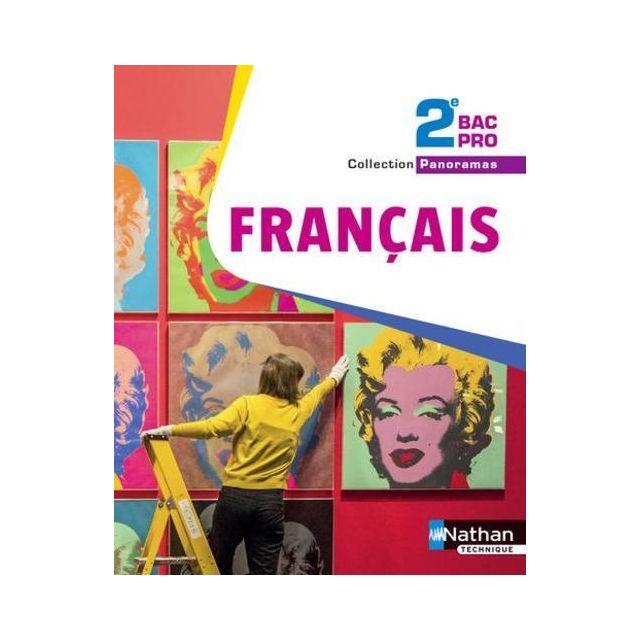 Panoramas Francais 2de Bac Pro Livre De L Eleve Edition 2017