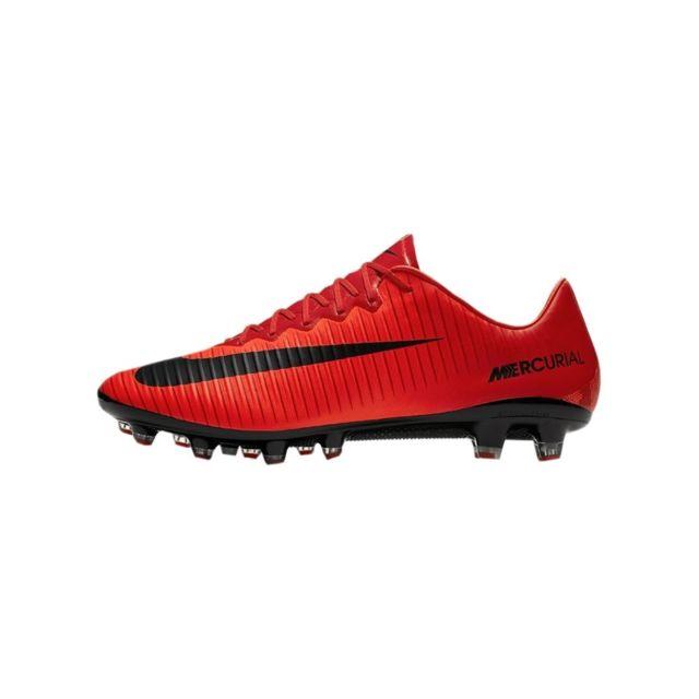 san francisco 1e3ac a2694 Nike - Mercurial Vapor Xi Agpro Fire Rouge - 45 - pas cher Achat / Vente  Chaussures foot - RueDuCommerce