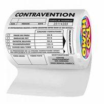 Stc - Papier Wc contravention
