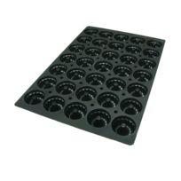 Guery - Moule silicone Kouglof 35 empreintes 60 x 40 cm