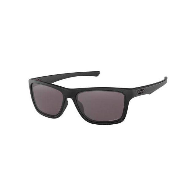 Oakley - Lunettes Holston Matte Black avec verres Prizm Grey - pas cher  Achat   Vente Lunettes - RueDuCommerce c7d26fae5ab8