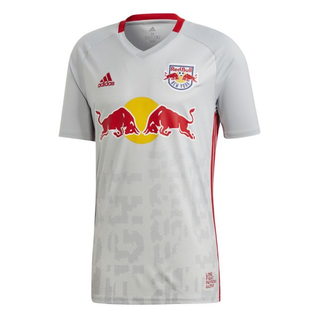 Adidas Maillot domicile New York Red Bulls 2019 pas cher
