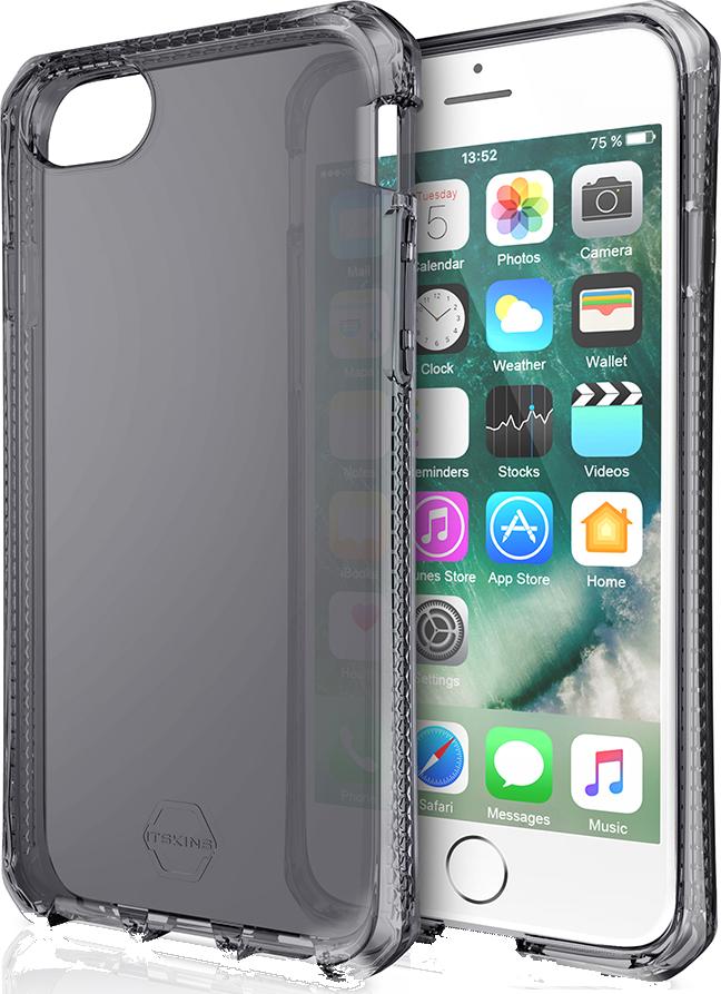 iPhone 8 / 7 Spectrum case - Noir