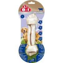 8in1 - Friandise chien Delights Beef L