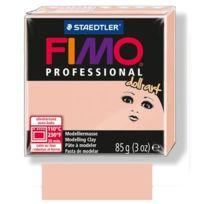 Fimo - PÂTE Professional Doll Art 85GR RosÉ N°432, 8027-432