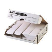 Apli - Etiquette affranchissement 1 de front 170 x 45 mm Agipa blanche - Boîte de 1000