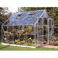 Habitat et Jardin - Serre verre Magnum 108 - 8.3m² - 3.22 x 2.57 x 2.58 m