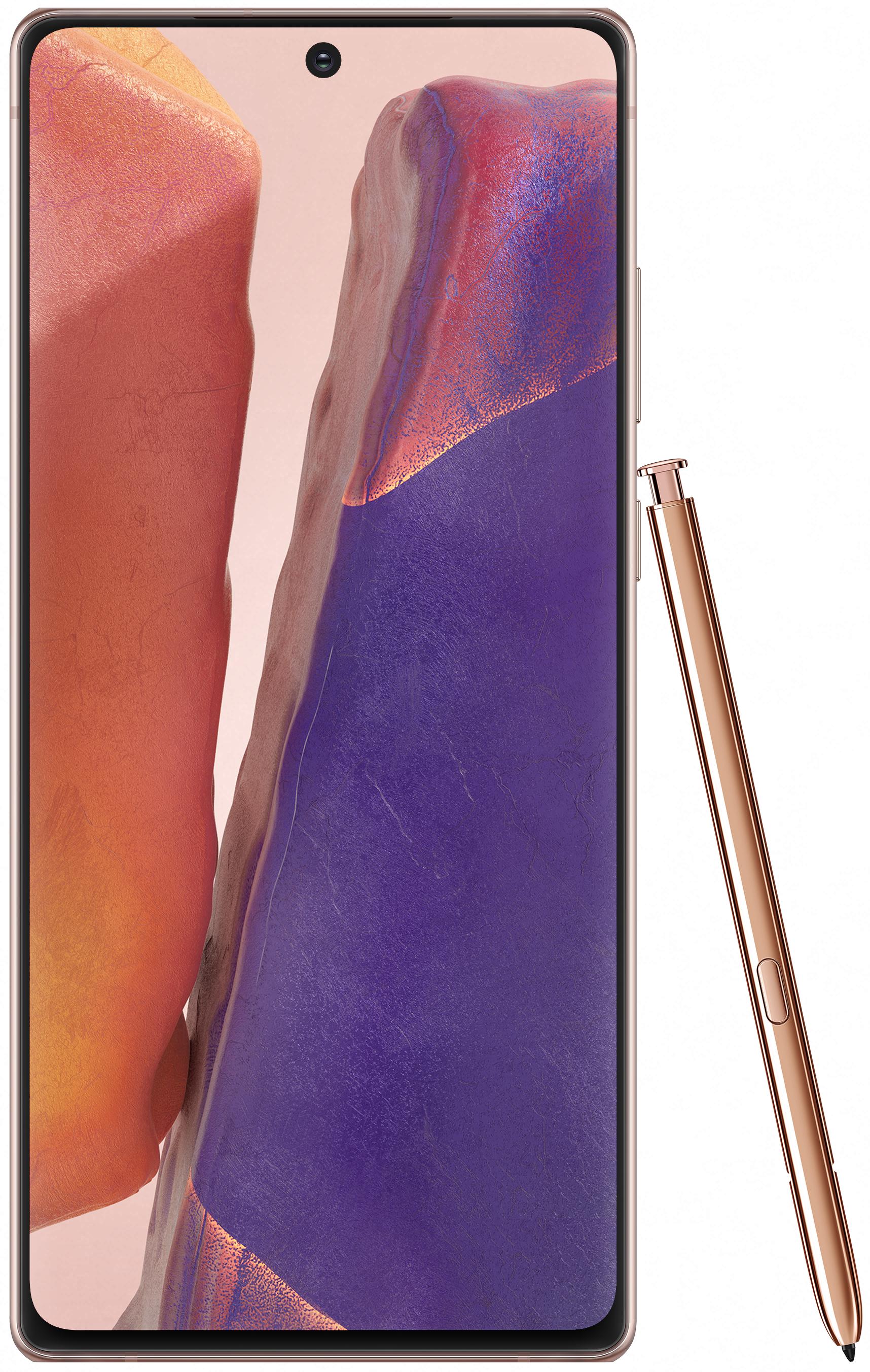 Smartphone Galaxy Note 20 5G 256 Go
