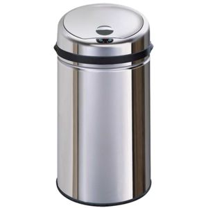kitchen move poubelle automatique 30l inox bat 30lb. Black Bedroom Furniture Sets. Home Design Ideas