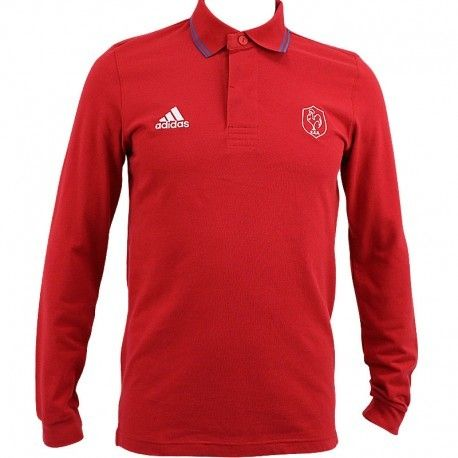 Adidas originals Polo Ffr Rugby Rouge Homme Adidas pas