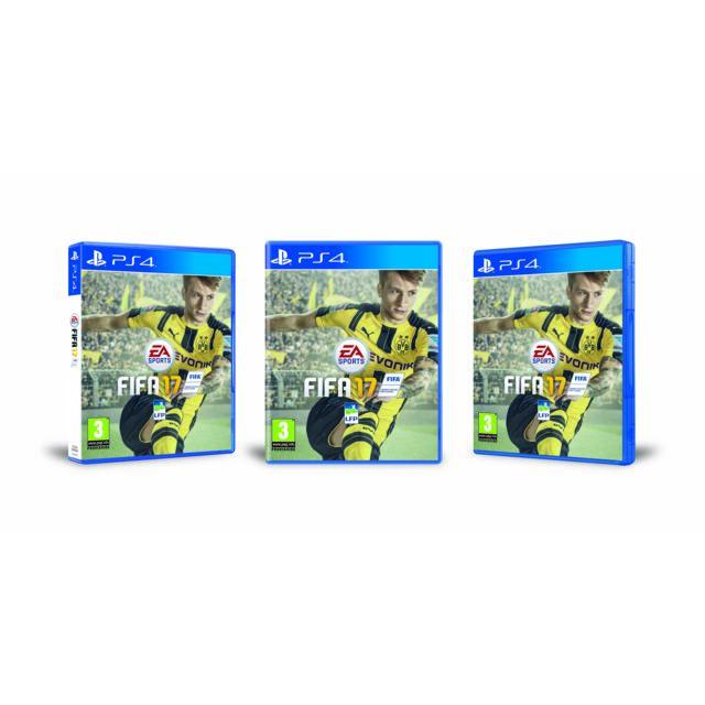 EA GAMES - FIFA 17 - PS4