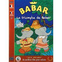 Citel Vidéo - Babar - Le triomphe de Babar