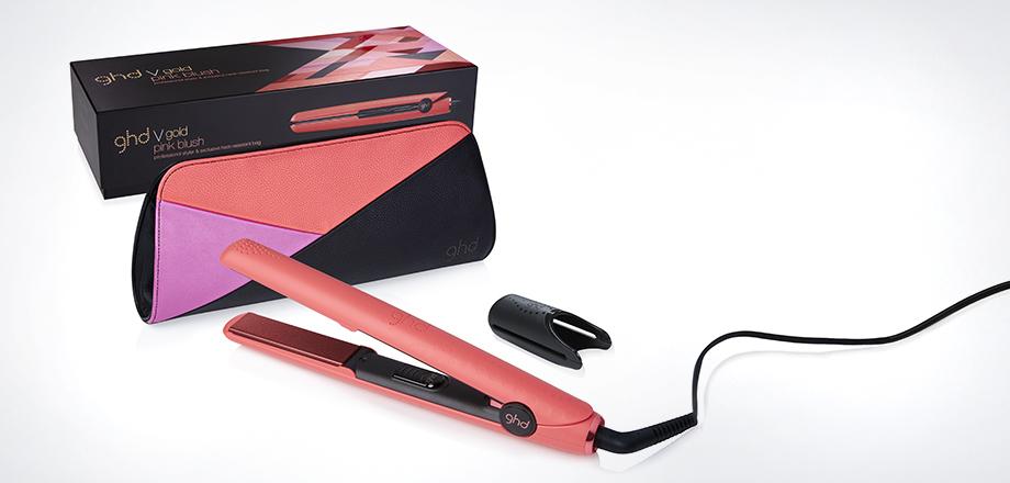 ghd styler v pink blush achat lisseur. Black Bedroom Furniture Sets. Home Design Ideas