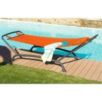 Dcb Garden - Hamac en textilène orange