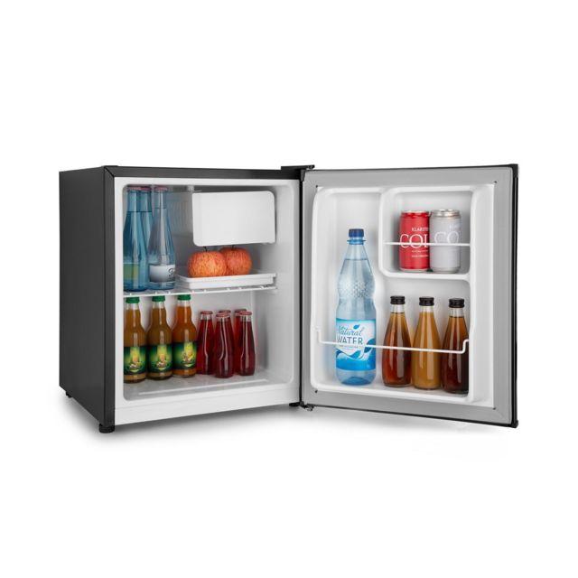 KLARSTEIN Snoopy Eco Mini réfrigérateur & congélateur 46 L - Minibar 41 dB classe A++ - noir