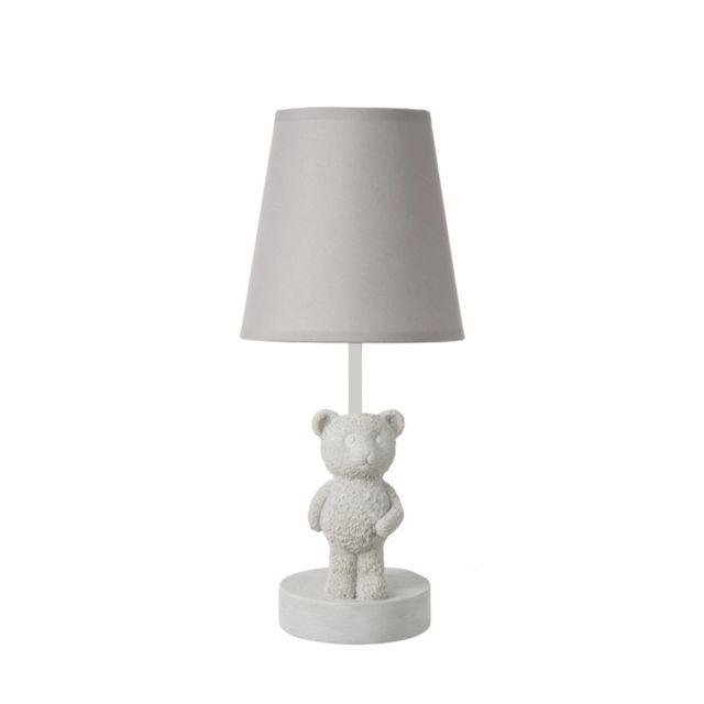 Jolipa Lampe De Chevet Petit Ours Blanc Pas Cher Achat