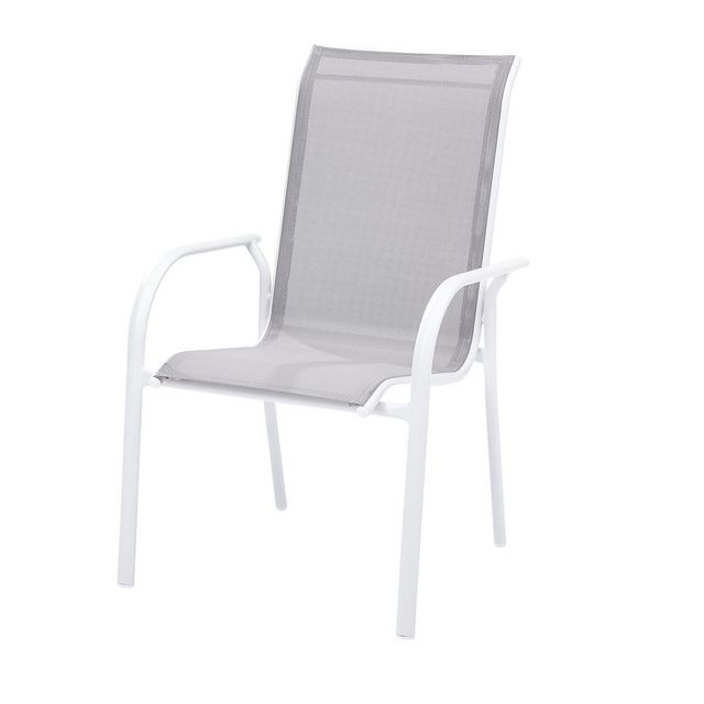 Wilsa Fauteuil WhiteSun - Blanc - Tables & Ensembles Whitesun
