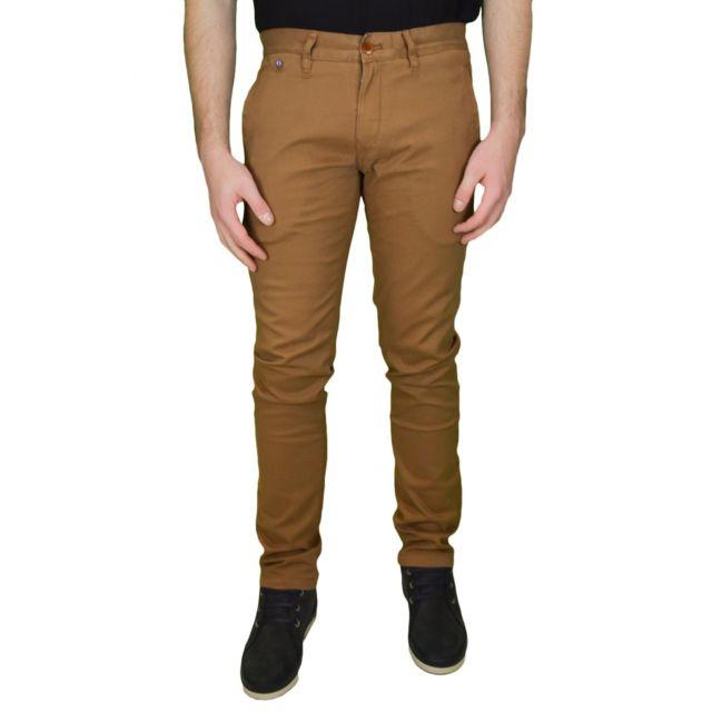 Tommy hilfiger - Pantalon chino Dénim Ferry