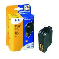PELIKAN - Cartouche d'encre pour HP 845 C6625A/ 17 Couleur - 430 pages