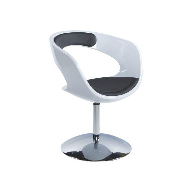 fauteuil design rotatif spot pivotant