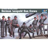 Trumpeter - 1:35 - Figure K5 E, German Leopold Gun Crew